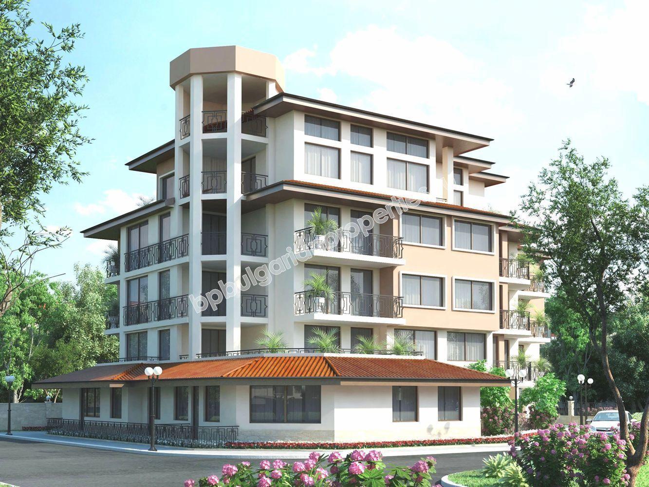 Купить недвижимость в Болгарии Солнечный берег от