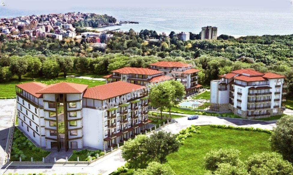 Недвижимость в Болгарии - Елените продажа по выгодным
